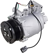 AC Compressor & A/C Clutch For Honda Civic Si EP3 & Acura RSX K20 2002 2003 2004 2005 - BuyAutoParts 60-01616NA NEW