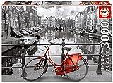 Educa - Genuine Puzzles, 3.000 piezas, Ámsterdam (16018)