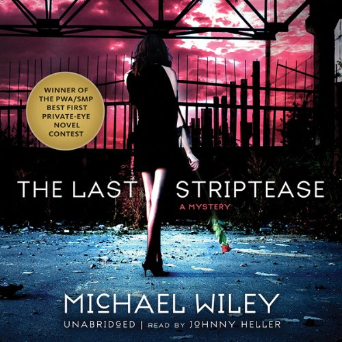 The Last Striptease audiobook cover art
