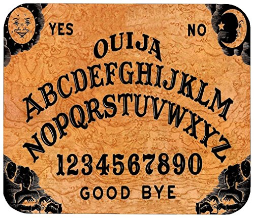 Ouija Board Game Mousepad