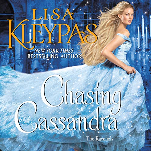 Chasing Cassandra audiobook cover art