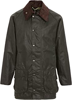 Men's Beaufort Wax Jacket (36, Sage)