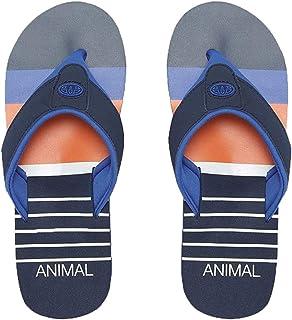 Animal Mens Flip Flops Jekyl Swim