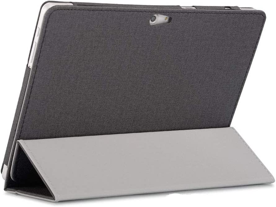 Zshion ALLDOCUBE iPlay10 Pro - Funda para tablet Alldocube iPlay10 Pro (piel sintética, función atril), color negro