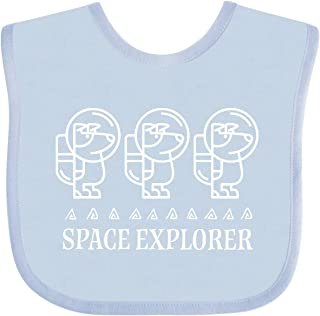 inktastic Pug Gifts Astronaut Space Long Sleeve Creeper