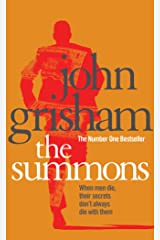 The Summons Kindle Edition
