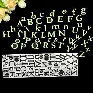 Best large alphabet dies Reviews