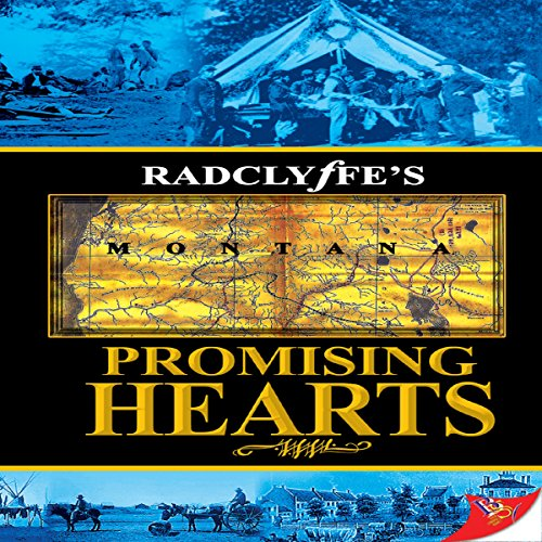 Promising Hearts audiobook cover art