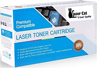 LASER CAT Compatible Ink Cartridge Replacement for Dell 310-5402, 310-7025, 310-7041, Works with: 1700, 1700N, 1710, 1710N (Black)
