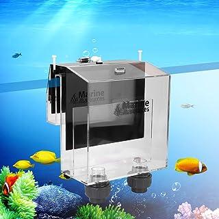 Zelfstart Hoge lichtdoorlatendheid Siphon Overflow Box, Overflow Box, On for Fish