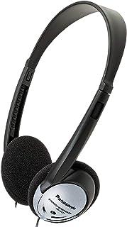 Panasonic RP-HT21 Lightweight On-Ear Headphones with XBS (100 Pack)