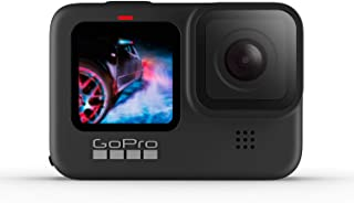GoPro HERO9 Black - Cámara de acción impermeable con visua