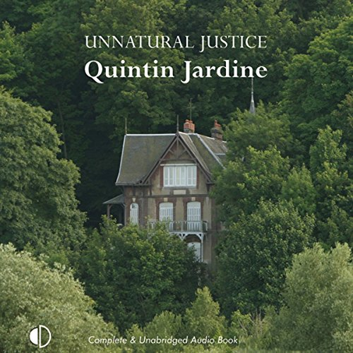 Unnatural Justice cover art