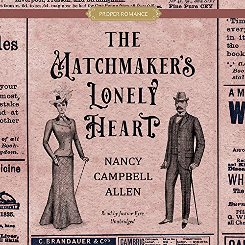 The Matchmaker's Lonely Heart cover art