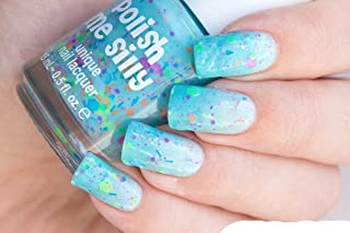 Get Breezy- -Color Changing Thermal Nail Polish Blue