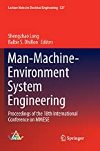 Man-Machine-Environment System Engineering: Proceedings of the 18th International Conference on MMESE