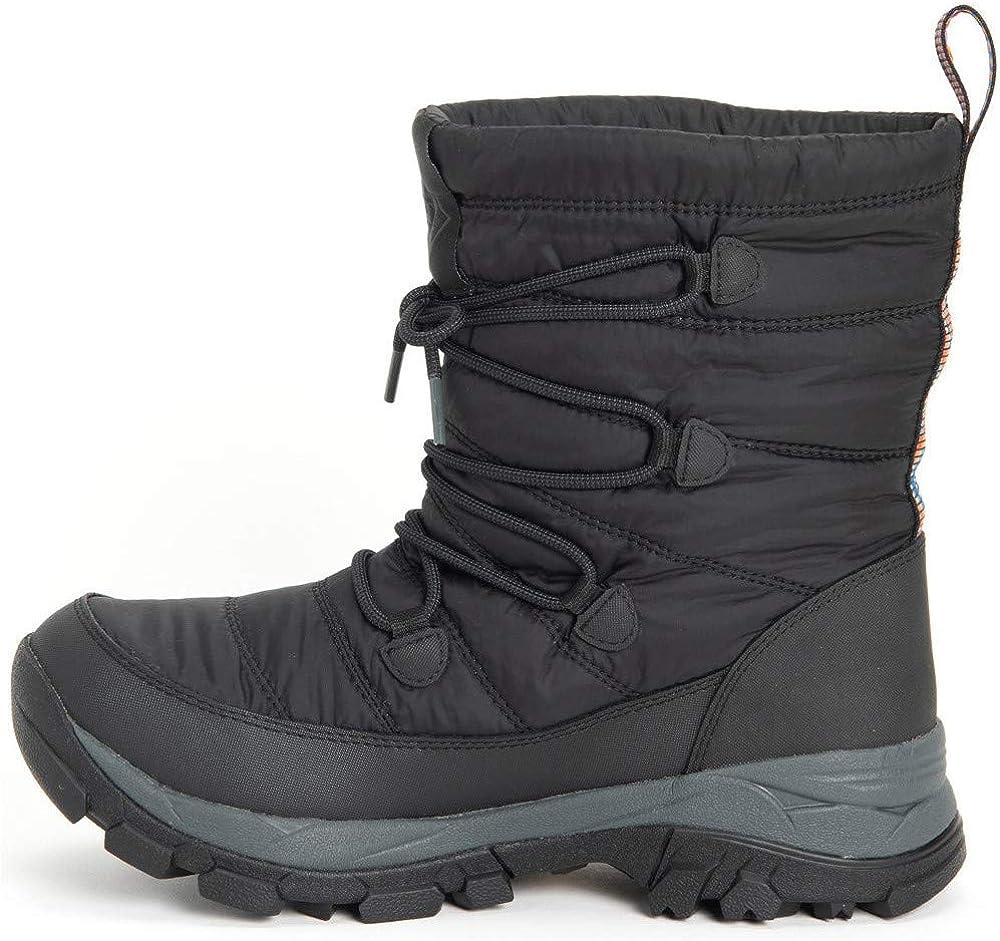 Muck Boots ARCTIC ICE AG NOMADIC Ladies Womens Warm Waterproof Boots Dark Green