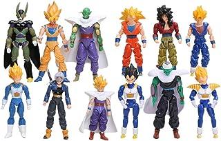 Dolls 15cm Dragon Ball Z Son Goku Vegeta Trunks Anime Action Figures Collectible Brinquedos Model Doll Kids Toys For Boys