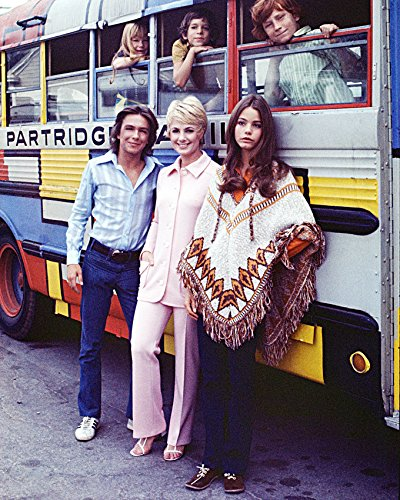Erthstore Partridge Family David Cassidy Susan Dey S Jones 8x10 Photograph