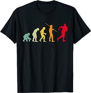 Évolution Joueur de Rugby XV De France Rugby Cadeau T-Shirt