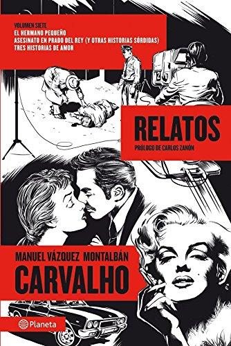 Carvalho: Relatos ((Fuera de colección))