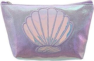Lailailaily Women's Fashion Retro Cosmetic Bag Zipper Waterproof Package Storage Bag