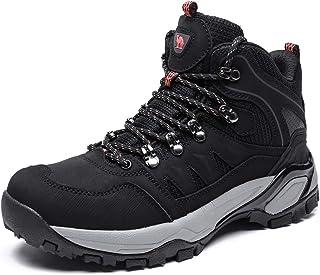 CAMEL CROWN Hiking Boots Women Outdoor Lightweight Non-Slip Work Shoes Backpacking Trekking Walking Trails