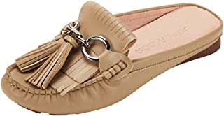 Best mules with tassels Reviews