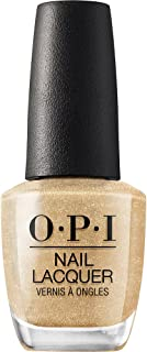 OPI Nail Lacquer Up + Personal, Gold, 15 ml