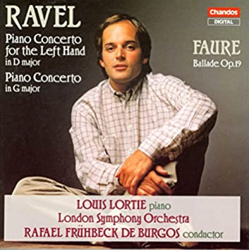 Ravel: Piano Concertos / Faure: Ballade