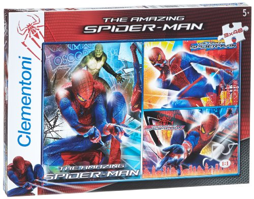 Clementoni - 62342.6 - Puzzle - The Amazing Spiderman
