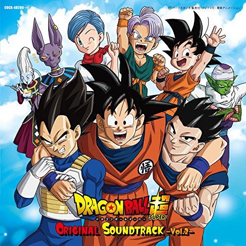 Dragon Ball Super Vol.2 Ost