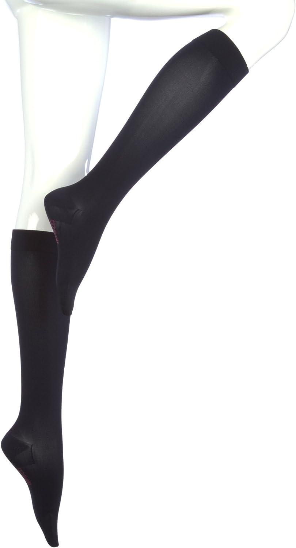 初売り mediven Assure 20-30 mmHg Calf High Closed - Black L-Ext 開催中 Toe