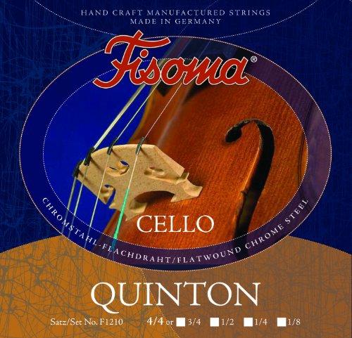 Cellosaiten - FISOMA Quinton Satz 4/4