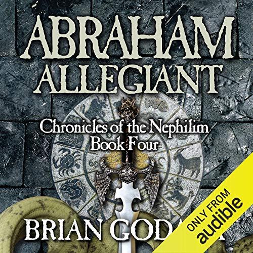 Abraham Allegiant audiobook cover art