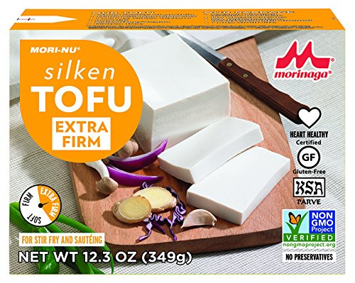 Mori-Nu Silken Tofu, Extra Firm, 12.3 Ounce (Case of 12)