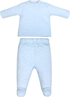 two piece pajamas with feet for toddlers
