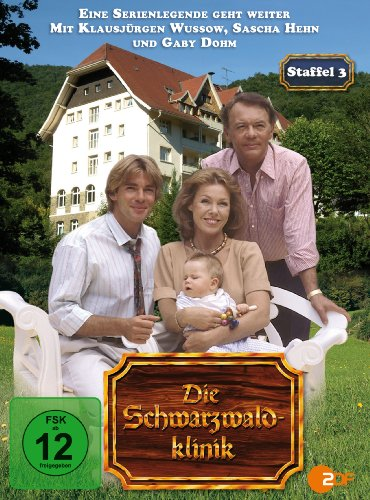 Die Schwarzwaldklinik - Staffel 3 (4 DVDs)