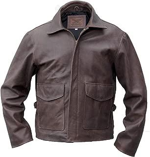 Indiana Jones Leather Jacket, steerhide
