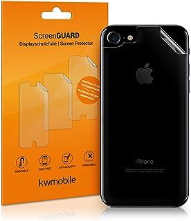 kwmobile Pellicola protettiva RETRO compatibile con Apple iPhone 7 - Qualità premium