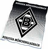 Borussia Mönchengladbach Soft Coral-Fleecedecke Punkteverlauf