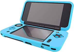 Silicone Case for New Nintendo 2DS XL, Protective Cover Skins for New Nintendo 2DS LL - Blue
