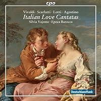イタリアの愛のカンタータ集