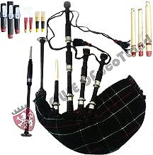 Great Highland Dudelsack Synthetisch Drone Reeds Set Schottische Dudelsäcke