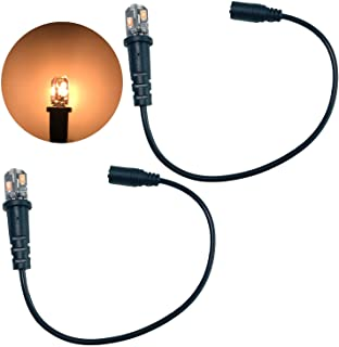 Candle Flame light Led for theatrical stage props special effects 2 pack 9V 12V