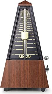 GLEAM Metronome - Mechanical for Musicians with Free Bag