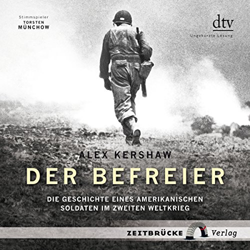 Der Befreier audiobook cover art