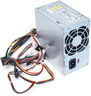 Genuine XW600 XW601 Replacement 250 Watt - 300 Watt Power Supply Power Brick PSU, For Dell Vostro 200, 201, 400, 220, Inspiron 530, 531,541, 518, 519, 537, 545, 546, 540, 560, 570, & 580 Mini Tower (MT) Systems, Replaces Part Numbers: 9V75C, C411H, CD4GP, D382H, DVWX8, FFR0Y, GH5P9, H056N, H057N, HT996, J036N, K932C, N183N, N184N, N189N, N383F, N385F, P981D, PKRP9, R215C, R850G, R851G, RJDR3, XW596, XW597, XW598, XW599, XW600, XW601, Y359G, YX309, YX445, YX446, YX448, YX452, 6R89K, F77N6, R850G, R851G, YX309, DG1R8, Manufacturers: Bestec, Liteon, Hipro, and Delta, Replaces Model Numbers: Similar Model numbers: DPS-250-AB-22 E, PY.25009.014, DPS-300AB-24 G, DPS-300AB-24 B, HP-P3017F3, D300R002L, HP-P3017F3 LF, PS-5301-08, DPS-300AB-47, PS-6301-6, HP-P3017F3 3LF, DPS-300AB-36 B, ATX0300D5WB Rev X3, HP-P3017F3P, DPS-300A B-26 A, 04G185015510DE, PC6037, PS-6301-6, DOS-300AB-36B, PS6301-02, PA-5301-08, DPS-200AB-26, 04G185015610DE, DPS-300AB-24B, DOS-300AB-36B, PC6037, D300R002L, DPS-530XB-1A, DPS-530VB-1A, PS-6351-2, ATX0350P5WA, DPS-350XB-2 A, DPS-350VB C, CPB09-001B, ATX0350D5WA, ATX0350D5WC