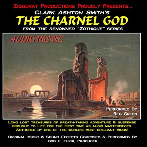 The Charnel God audiobook cover art