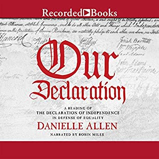 Our Declaration audiobook cover art